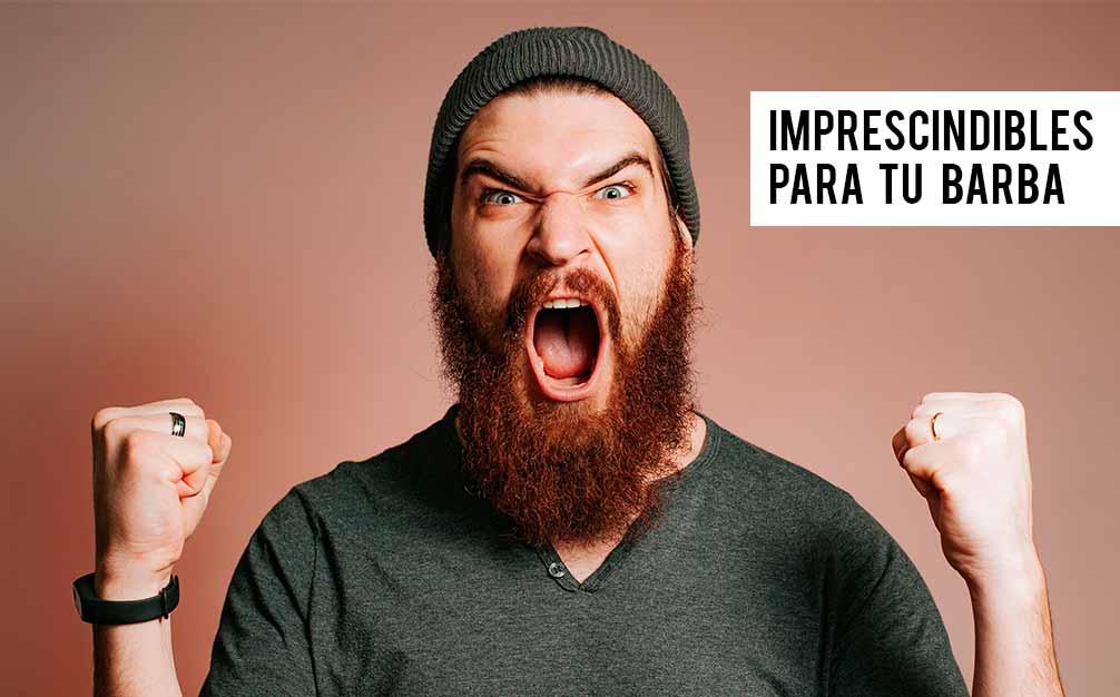 5 UTENSILIOS IMPRESCINDIBLES PARA TU BARBA