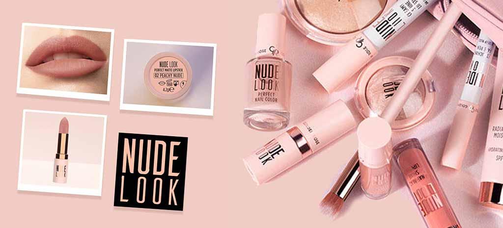 """Colección """"NUDE LOOK"""" de Golden Rosé"""