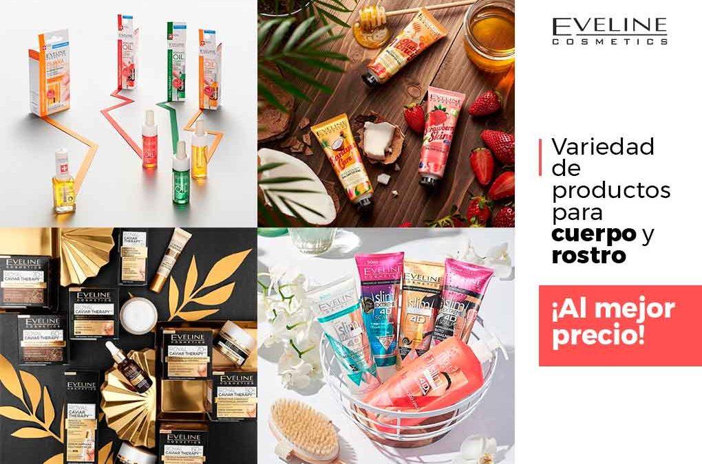 Evelin Cosmetics, todo lo que necesitas para tu piel